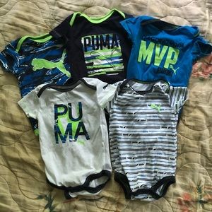 Puma Onesie Bundle